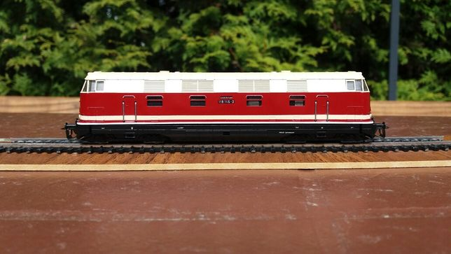 Kolejka TT - lokomotywa BR118 BTTB Piko Zeuke.