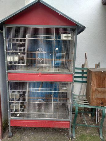 Viveiro para  aves