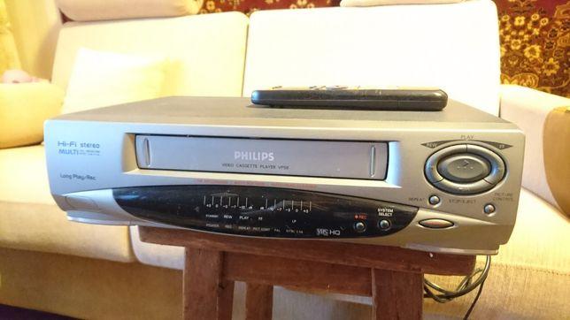 Видеомагнитофон PHILIPS model 58/55