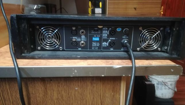 DAP audio DSA600(palladium) końcówka mocy z filtrem