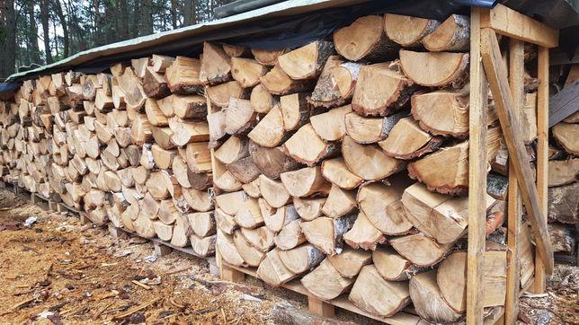 Drewno opałowe i kominkowe BRZOZA