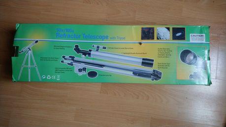 Teleskop nowy - okazja