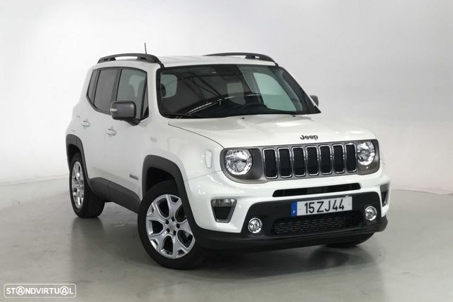 Jeep Renegade (Renegade 1.6 MJD Limited DCT)