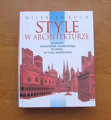 Wilfried Koch - Style w architekturze