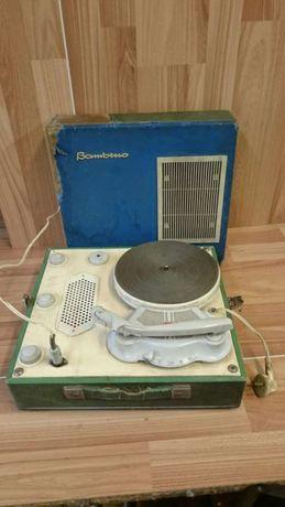 gramofon BOMBINO