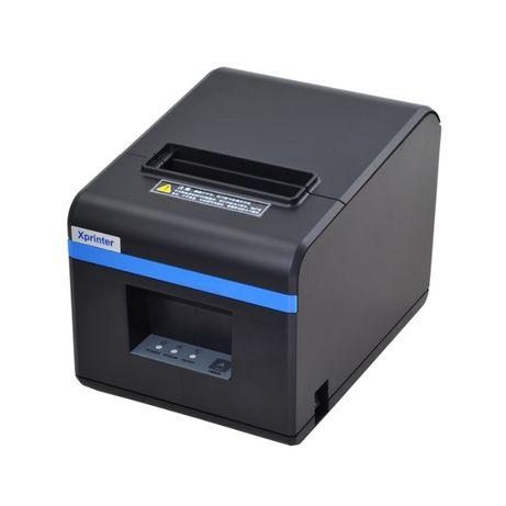 Чековый XP-N160II POS принтер Xprinter USB LAN термопринтер чеков 80м