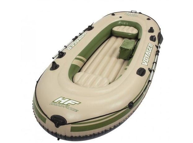 Надувная трехместная лодка Voyager 500 Bestway 65001