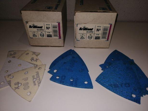 Papier FESTOOL brillant  P240 P80 P400