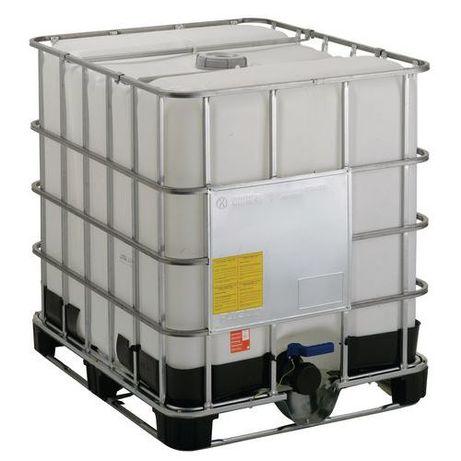 Pojemnik IBC 1100 litrów - Na deszczówkę lub inne - SUPER STAN