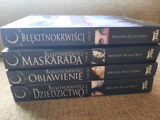 Książki Melissa de la Cruz Błękitnokrwiści