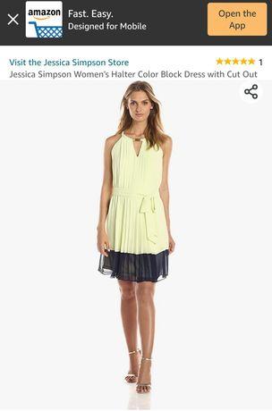 Платье Новое H&M Mango Jessica Simpson Листайте размер ХС-М
