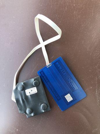 Blocker Konwerter ECM SmartCard (ISO) PIC16F84A Flexible