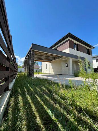 Продажа стильного дома качественной постройки  в Гореничах