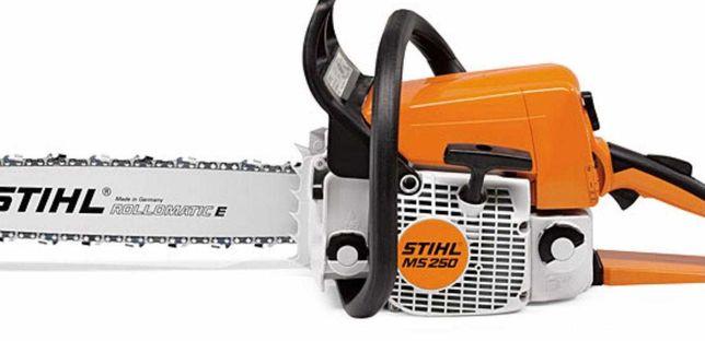 vendo moto serra ms 250 e roçadora fs 350 Sthill como novos