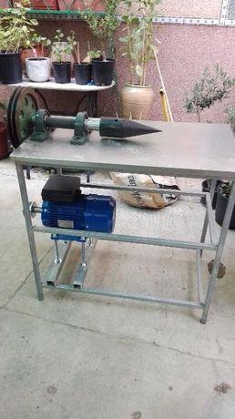 Rachador motor elétrico ou gasolina
