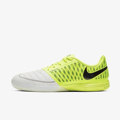 футзалки Nike Lunar Gato 2 ОРИГИНАЛ 580456-703 бымпы