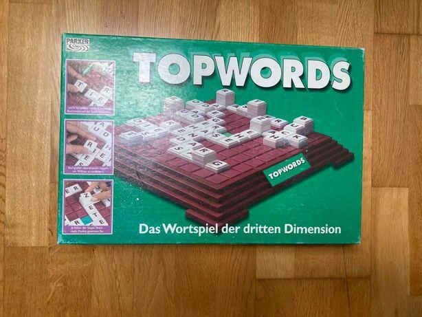 Gra planszowa skrable wersja niemiecka