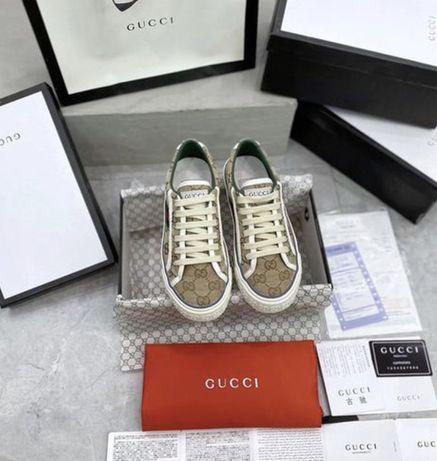 Trampki Gucci