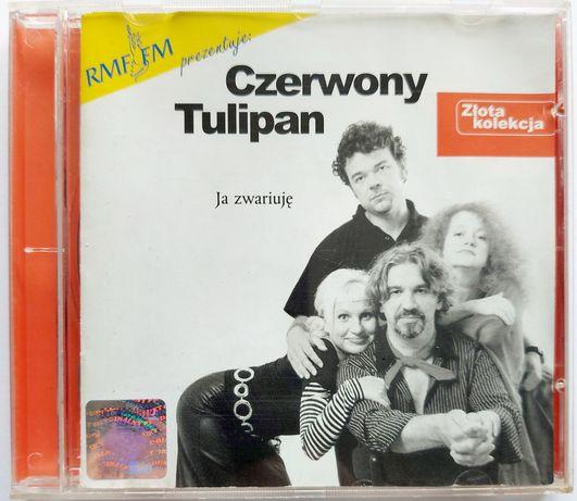 Czerwony Tulipan Ja Zwarjuje 2001r