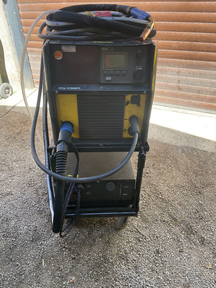 Spawarka Esab C3000i Puls Kemppi migomat cena ostateczna