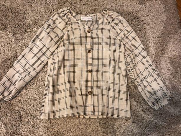 Блузки, сорочки Zara 155-164 розмір (11-13 років)
