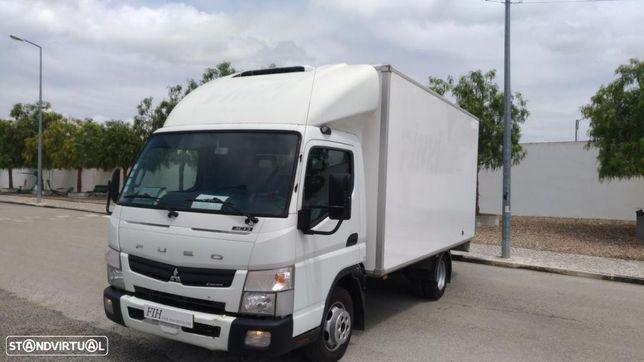 Mitsubishi Canter Fuso frio/frigorífico