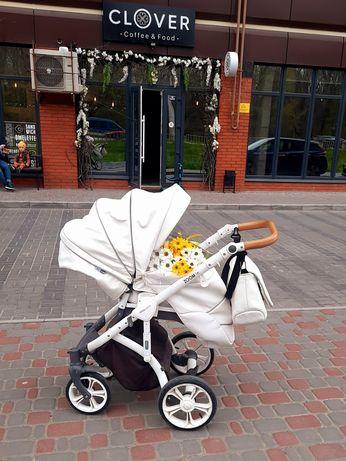 Продам Любимую коляску Zoom 2v1 Mioobaby