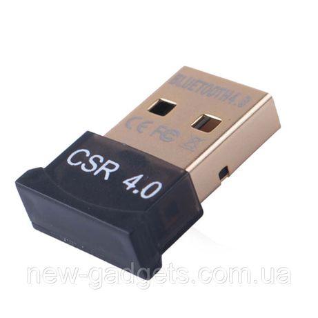 USB Bluetooth 4.0 блютуз адаптер для компьютера