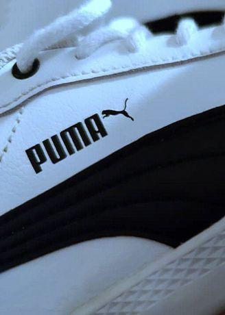PUMA SOFT FOAM+buty sportowe/adidasy dla chłopca Stan BDB+ 38