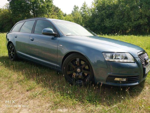 Audi A6 C6 lift S-Line