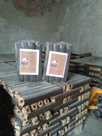 Древесный топливный брикет Pini&Key.