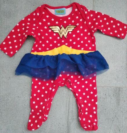 Przebranie strój Rampers super, newborn nałożony do zdjęć