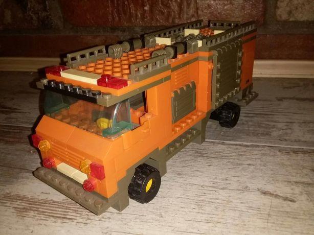 Лего пожежна машина аналог