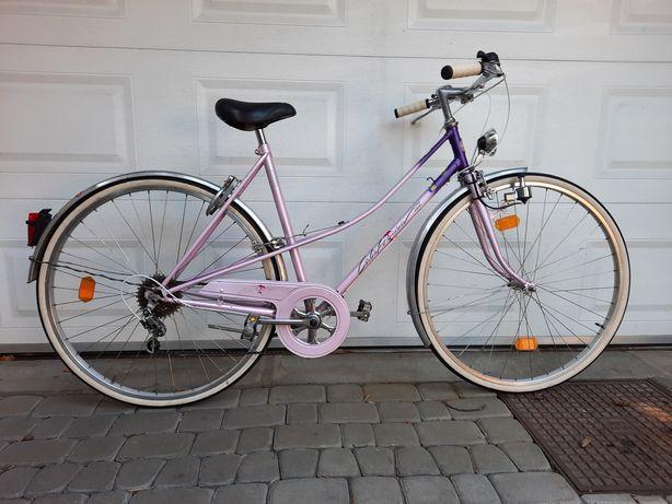 "Stary damski rower KTM California damka dwururka klasyk retro S/M 28"""