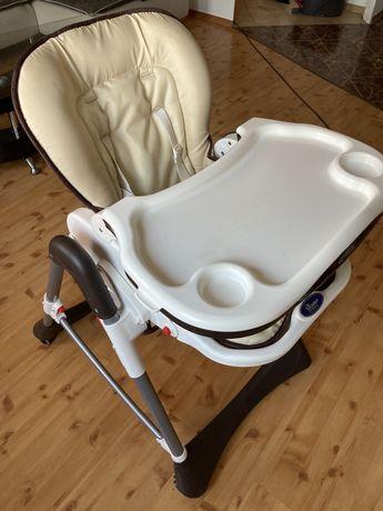 Fotelik krzesełko do karmienia Kinder Prince