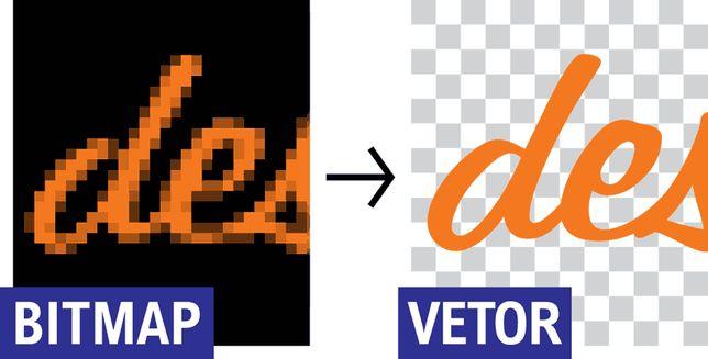 Vetorizar/Vectorizar Logo ou Imagem - Serviço Vetorização/Vectorização