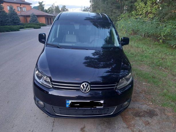 Volkswagen caddy long