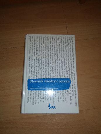 Słownik wiedzy o języku Płóciennik Podlawska
