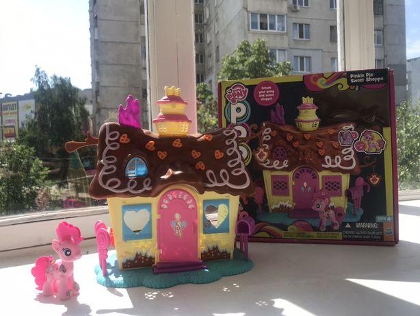 Прянечный дом пинки пай, домик игрушка для деток, Торт дом