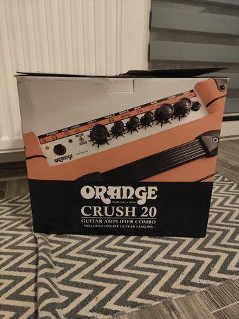 Wzmacniacz Orange Crush 20