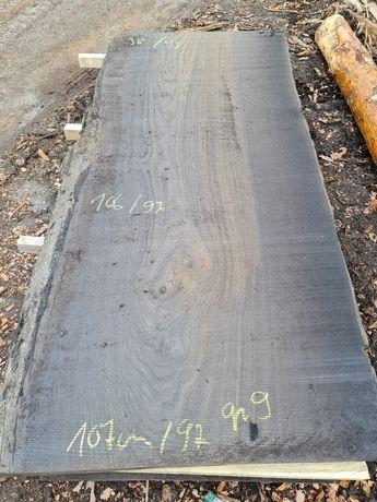 Dąb czarny,stół, monolit, drzewo,drewno,deska, blat drewniany, biurko