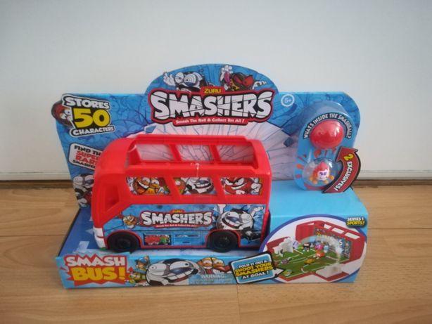 Smashers autobus
