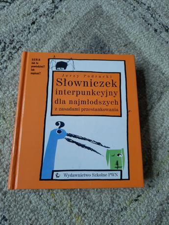 Słowniczek interpunkcyjny dla najmłodszych