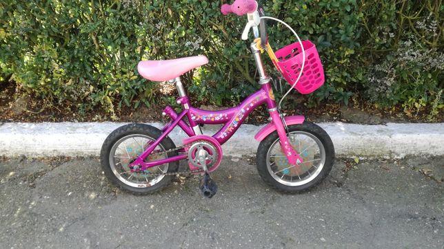 Rower dla dziewczynki 12