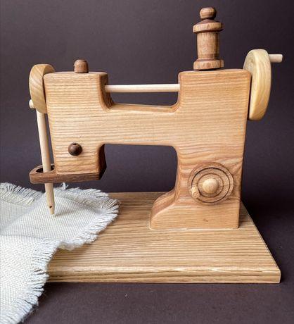 Швейна машинка , детская швейная машинка монтэссори