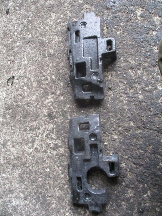 Opel Astra III H LIFT absorber pianka zderzaka przedniego komplet