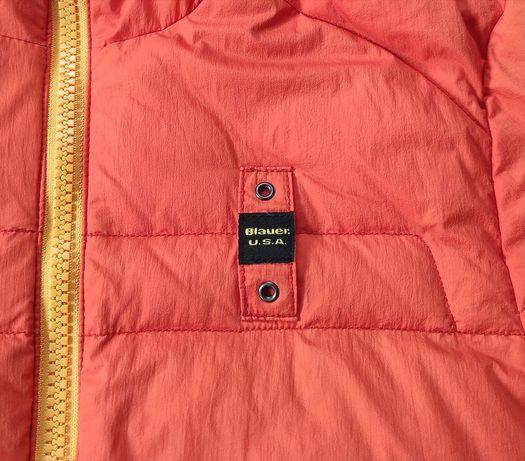 BLAUER пуховик куртка унисекс оригинал S