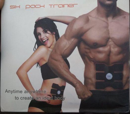 Міостимулятор масажер для преса Smart Fitness Ems Trainer Fit Boot Ton