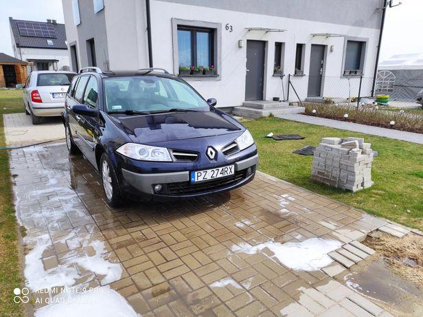 Renault Megane II 2008, 1.5 TDCi. Kombi