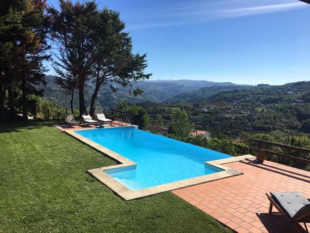 Casa de campo com piscina em Cinfães -  Quintinha